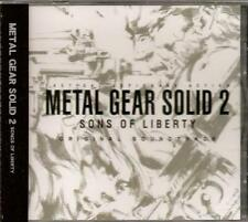 MICA-0390 Metal Gear Solid 2 Songs of Liberty Soundtrack Miya Records CD