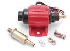 Edelbrock 17303 Universal Electric Gas Fuel Pump 380GPH 2-3.5 psi