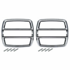 New 1968 69 Torino Taillight Bezels LH RH Fastback Fairlane GT Cobra Ford