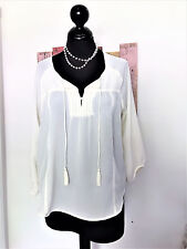 American Eagle Outfitters BOHO STYLE Size XL Cream New without Tags.