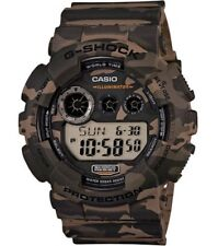 Casio G-Shock GA-100MM-3ADR Analogue / Digital Watch Marble Green + Warranty