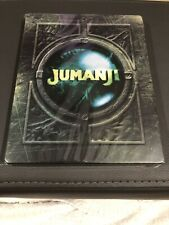 Steelbook Jumanji Bienvenue Dans La Jungle 4K+2D
