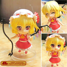 "Anime Touhou Project Flandre Scarlet Nendoroid 136 4"" Action Figure Toy Gift NIB"