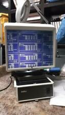 Vintage Indus Microfiche Reader Model 4603-04 - Working Perfectly