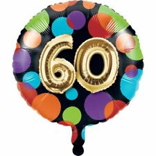 Gold Balloon Birthday 60th Birthday Foil Balloon 60th Birthday Party Decoration