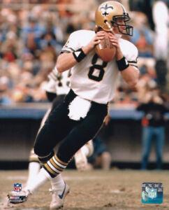 Archie Manning New Orleans Saints 8x10 Photo
