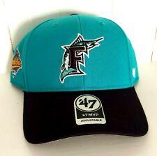 Florida Marlins Hat '47 MVP Snapback Cap 1997 World Series Champions Logo Patch