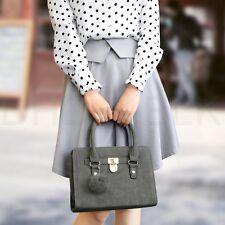 Hot Handbag Shoulder Bag Tote Purse New Fashion Faux Leather Women Messenge Hobo