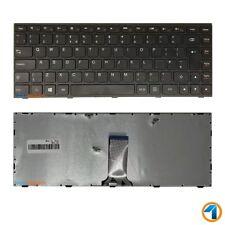 Clavier pour Lenovo Ideapad G40-45 80E1 Ordinateur portable/Notebook QWERTY UK Anglais