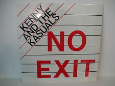 Kenny and the Kasuals, No Exit, Private Press, 1984 SEALED Garage, Power Pop