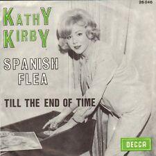 """KATHY KIRBY - Spanish Flea (1966 VINYL SINGLE  7"""" BELGIUM PS)"""