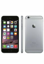 Original Apple iphone 6 smartphone silver 64GB mobile phone unlocked space gray