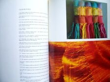 Weaver's Study Course Sc Fabric Pattern Draft Inkle Rug Plain Doubleweave Book