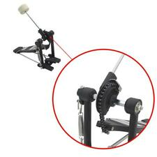 Drum Pedal Single Bass Drum Foot Kick Pedal Double Chain Drive Percussion