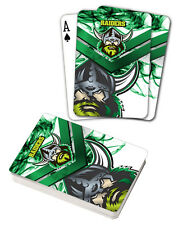 NRL Canberra Raiders Deck Playing Cards Poker Mascot Cards Christmas Gift