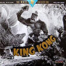 KING KONG/SON OF KONG LASERDISC  Very Good Condition  RKO Digital Audio