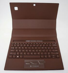 HP Elite x2 G4 Folio Collaboration keyboard leather Backlit US - 5ZP62AV#ABA