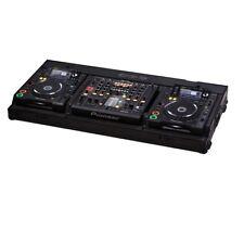ZOMO SET 2200 NSE black flightcase NUOVA valigia porta consolle per DJ nera