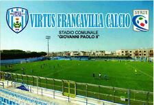 Francavilla Fontana, Brindisi - Virtus Francavilla Stadio Campo Sportivo - SC459