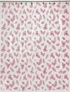 "Carnation Home Fashions ""Autumn Leaves"" 5 gauge shower curtain CAR-SCV-AL/20"