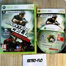 Splinter Cell Conviction - Jeu Xbox 360 Complet