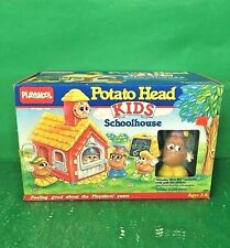 POTATO HEAD KIDS SCHOOLHOUSE BY PLAYSKOOL MIB