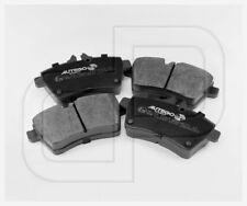 MERCEDES Bremsbeläge Bremsklötze AKlasse A169 und BKlasse W245 bis 180 CDI vorne