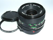 Canon FD 28 mm 1:2,8 (FD-Mount)