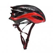 Casco Giro Atmos II Red/black bici da Strada e MTB