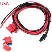 POWER CABLE FOR MOTOROLA HKN4137 CDM750 CDM1250 CDM1550 GM300 M1225