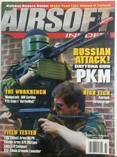Airsoft Insider Winter 2016 Russian Attack Daytona Gun PKM FREE SHIPPING sb