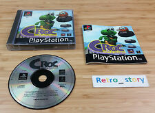 Sony Playstation PS1 Croc Legend Of The Gobbos PAL