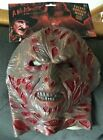 A NIGHTMARE ON ELM STREET FREDDY KRUEGER HALLOWEEN MASK NEW WITH TAGS  SHIPSFAST