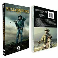 Yellowstone Season 3 (DVD, 4-Disc Set) Brand New & Sealed