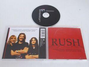 Rush / Icon (Universel Mercure 602527468228) CD Album