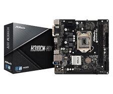 Asrock Intel H310 LGA 1151 Micro ATX DDR4-SDRAM Motherboard
