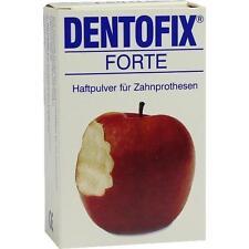 DENTOFIX forte Haftpulver 25 g