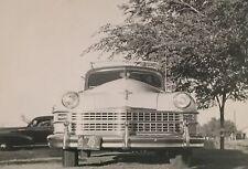 Vintage Photograph Nice Image Of A Car Automobile 1950s