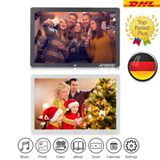 "8/10/10.1/12/15/15.6/17"" Zoll HD Digitaler Bilderrahmen Fotorahmen+Fernbedienung"