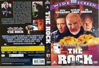 THE ROCK (1996) un film di  Michael Bay - con Sean connery - DVD BUENA VISTA