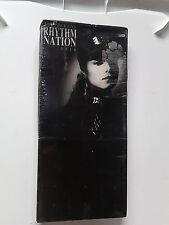 Janet Jackson RHYTHM NATION 1814 cd 1989 NEW LONGBOX (long box) michael's sister