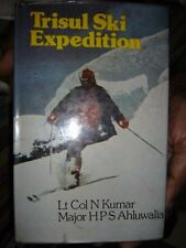 INDIA - TRISUL SKI EXPEDITION BY LT COL N KUMAR MAJOR H. P. S. AHLUWALIA 1978
