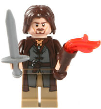 LEGO LORD OF THE RINGS ARAGORN 9472 MINIFIG new