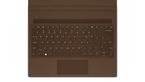 BRAND NEW HP Elitepad X2 G4 Collaboration Keyboard L67435-001 Brown Leather