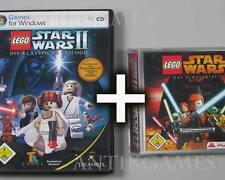 Lego Star Wars PC Episode 1 & 2 & 3 & 4 & 5 & 6 Komplett PC in Deutsch