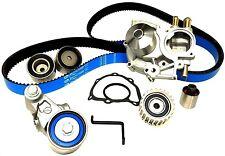 Gates Racing Timing Belt Kit + Water Pump Subaru WRX EJ20 04-05 (TCKWP328BRB)