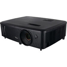 Optoma S341 Full 3D SVGA 3500 Lumen DLP Projector with Superior Lamp Life, HDMI