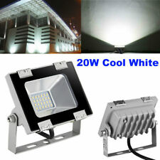 20W Waterproof SMD LED White Flood Light Outdoor Garden Landscape Spot Wall Lamp