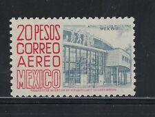 Mexico Scott# C217 Nuovo senza Linguella