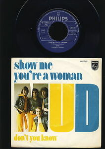 Mud - Show Me You're a Woman - Don't You Know - HOLLAND